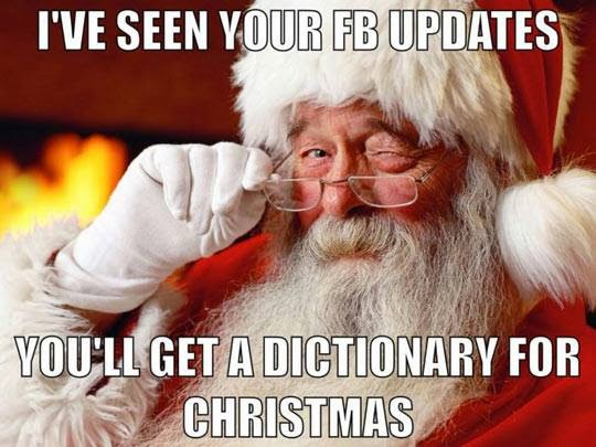 funny-santa-meme-christmas-Ive-seen-your-facebook-updates