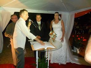 Casamento de Sinvandio e Terezinha