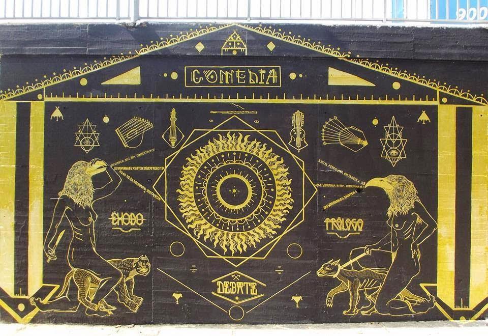 Mural Kafre Sonia Carballo H101
