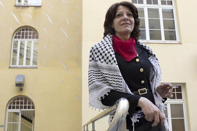 feminismo, Sana Atabeh,