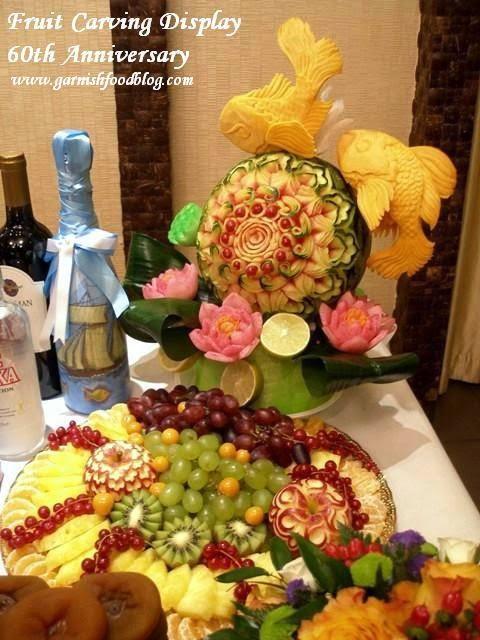 head table for korean 60 birhtday