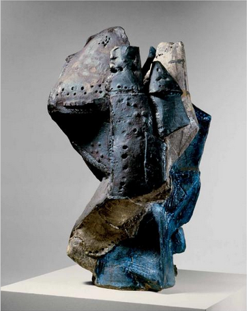 Left Bank Art Blog Peter Voulkos And The Ceramics