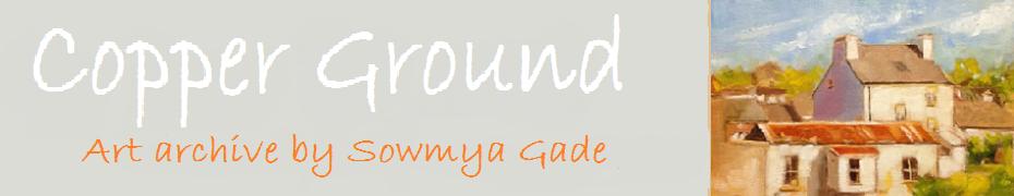 Copper Ground - My Art Archive