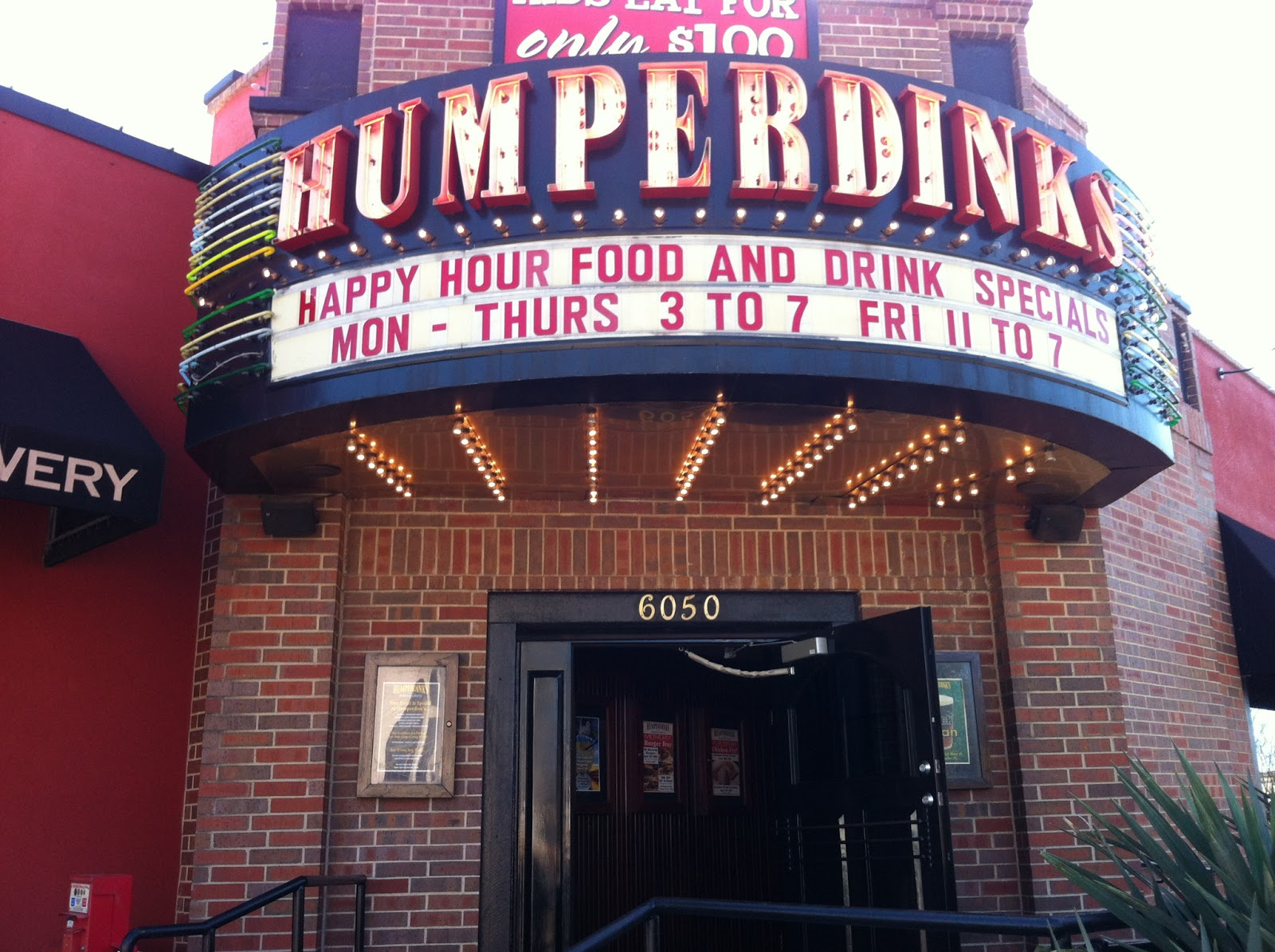 Humperdinks Restaurant Brewery Dallas BBQ Barbecue Barbeque Bar-B-Que