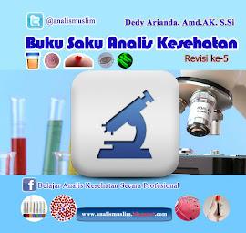 Buku Saku Analis Kesehatan revisi ke-5
