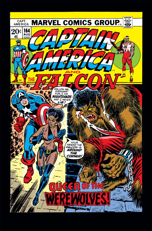 Captain America (1968) Issue #164 #78 - English 1