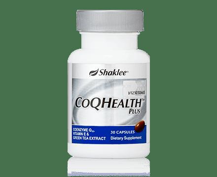 vitamin shaklee untuk jantung