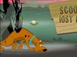 Scooby Doo Kayboldu
