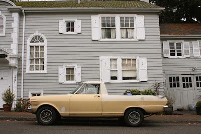 1964 Chevrolet Nova Pickup.