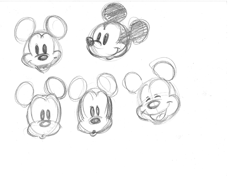 JC Valdez's Art and Animation Blog: My Mickey Mouse 2D ...