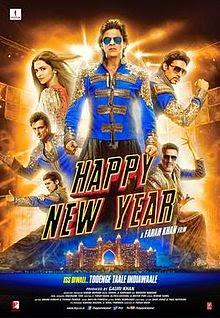Latest shah rukh khan Happy New Year (2014) box office collection Verdict (Hit or Flop) wiki, report New Records, Overseas day and week end.