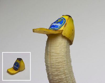 Brock Davis - trucker banana