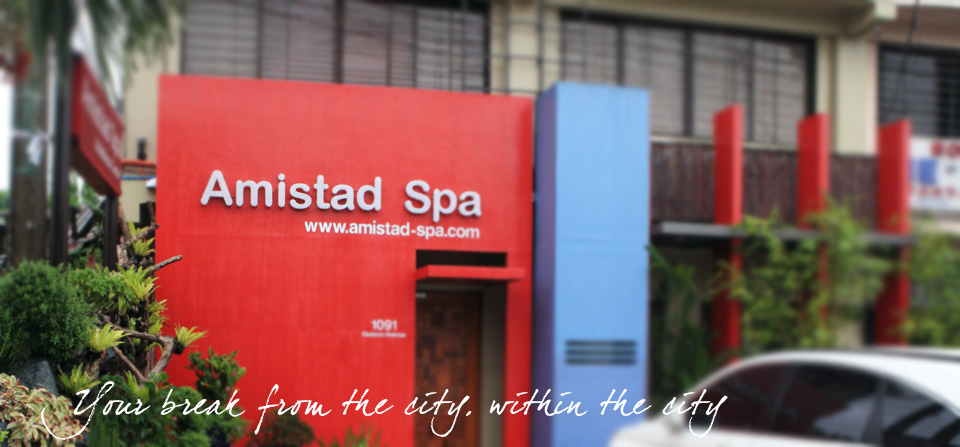Expat in the city spa review amistad spa quezon avenue for Passion amistad