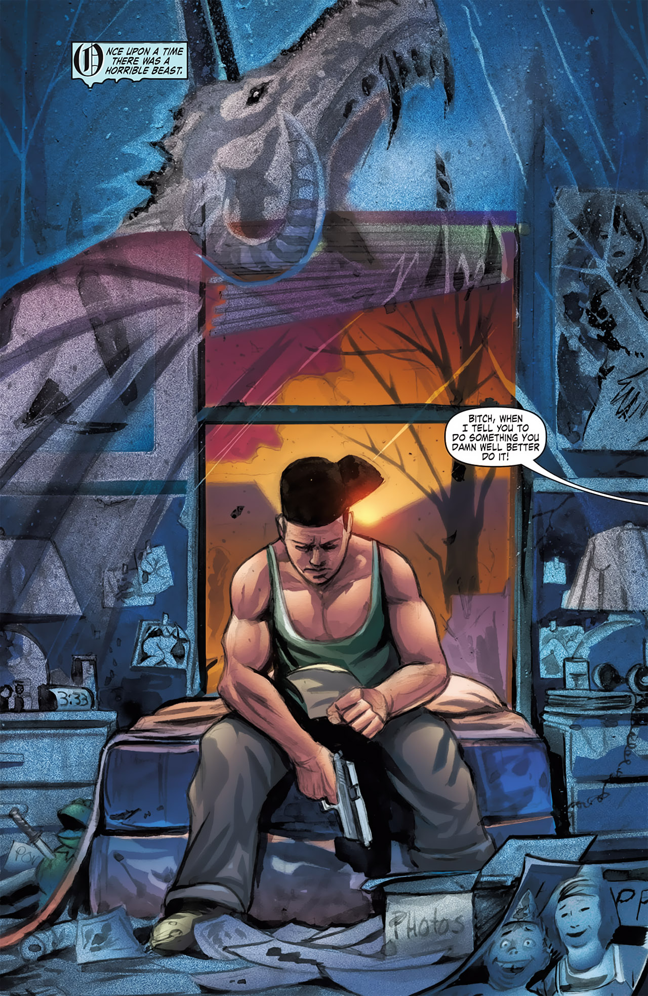 Grimm Fairy Tales (2005) Issue #14 #17 - English 3