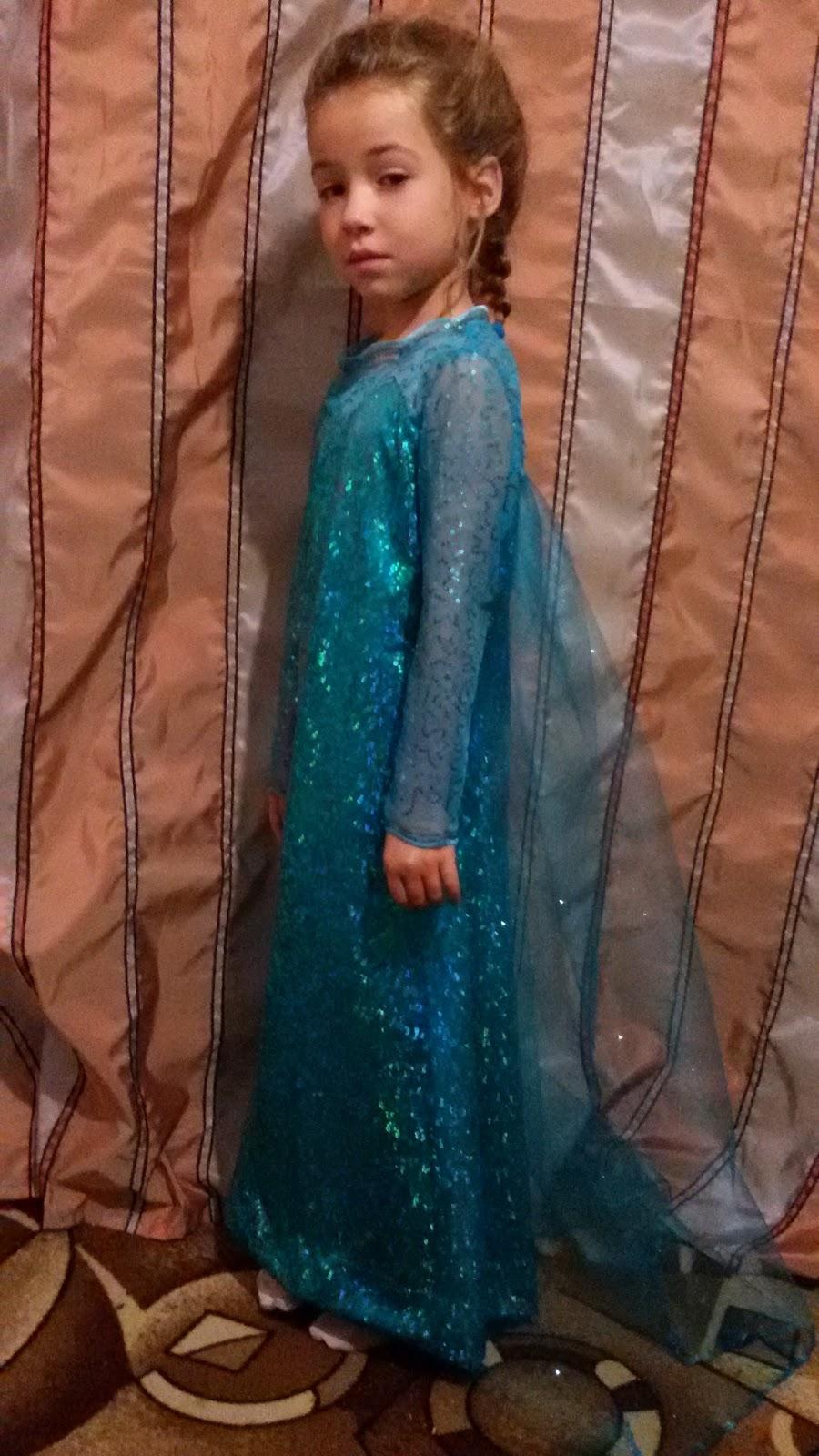 Платье холодное сердце своими руками фото 186