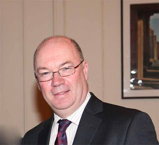 Foreign and Commonwealth Office Minister Alistair Burt arrives Sri Lanka