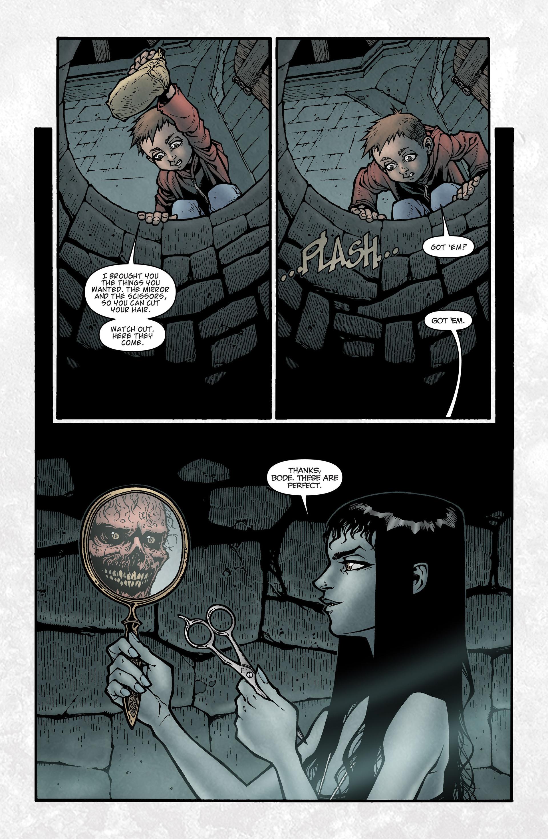 Locke & Key (2008) Issue #2 #2 - English 24