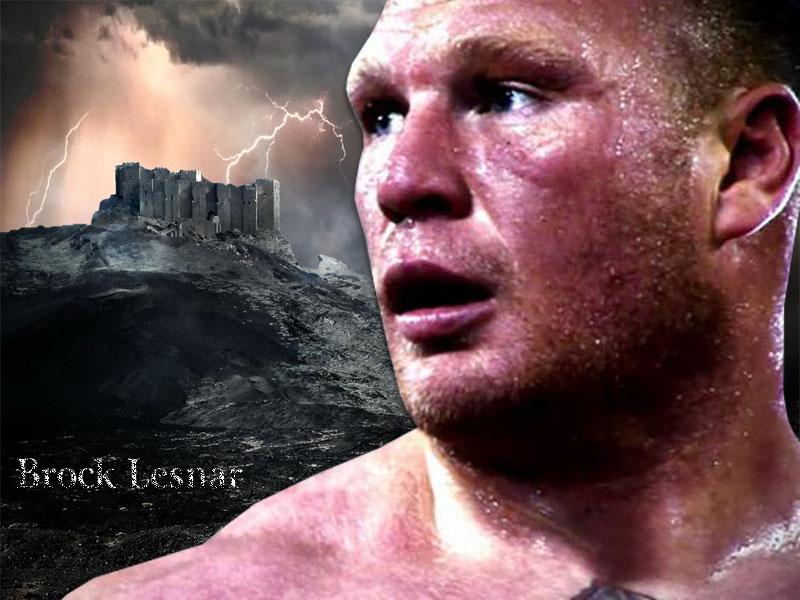 Brock Lesnar Latest Wallpapers 2012