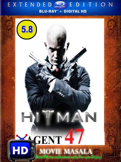 Hitman Agent 47 2015 Full Movie Free Download 720p
