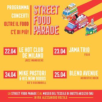 Streetfood Parade