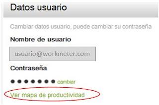 productividad en workmeter