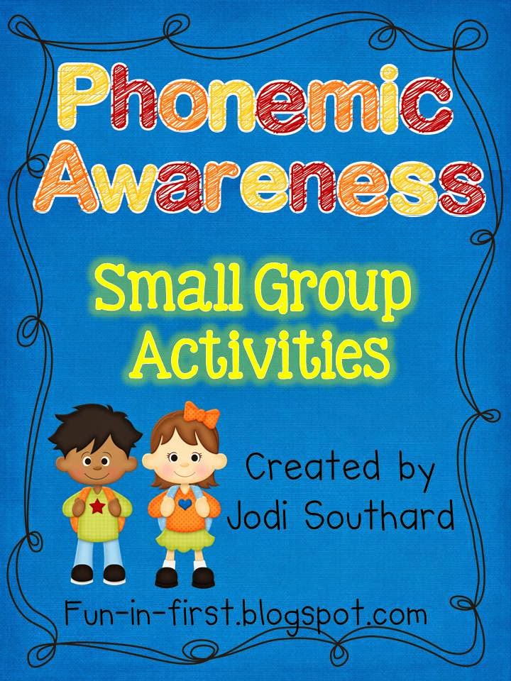 http://www.teacherspayteachers.com/Product/Phonemic-Awareness-Small-Group-Activities-322992