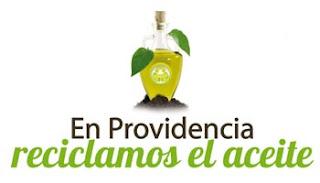 reciclaje aceite providencia