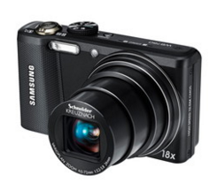 Specifications and Price Camera Samsung Samsung WB750 Update