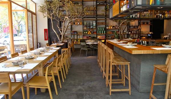Ilia estudio interiorismo restaurante con dise o for Interiorismo restaurantes