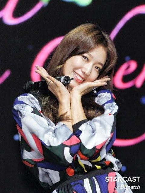 Park Shin Hye Cute