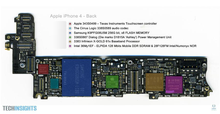 Iphone 4G Schematic Diagram, circuit diagram, pcb layout