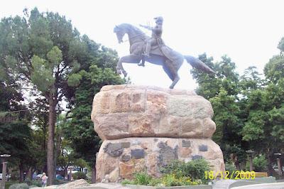 Plaza Gral San Martin