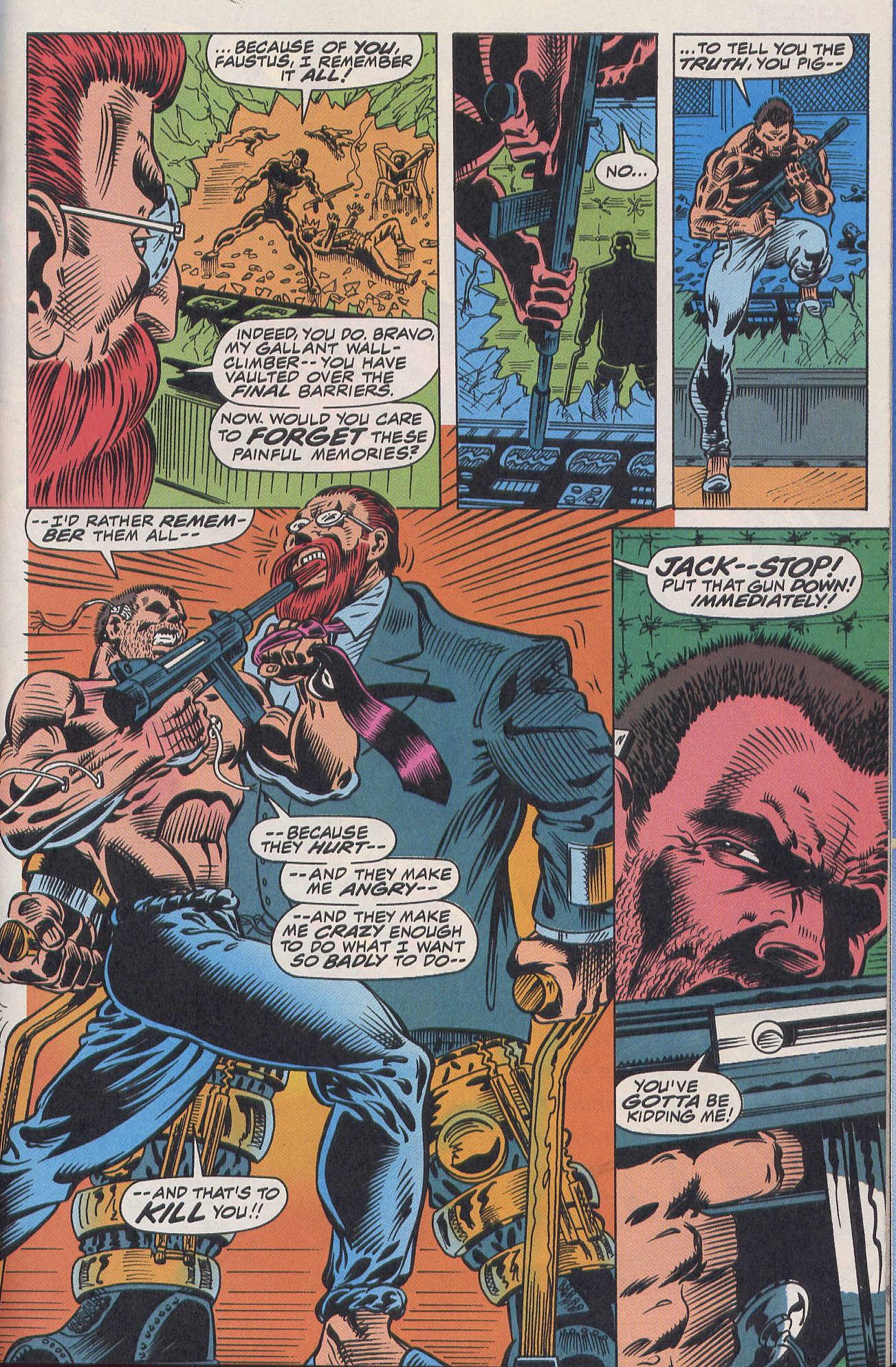 Captain America (1968) Issue #420b #370 - English 18