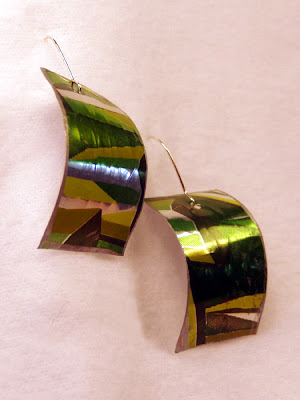 altered art jewelry
