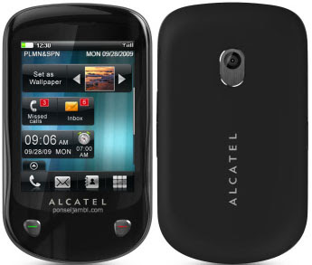 Alcatel OT-710D Mobile Phone