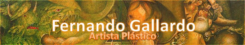 Fernando Gallardo - Pintor