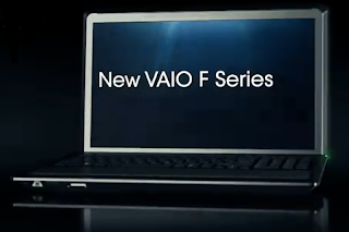 New Vaio F Series Laptop