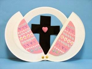 Puntadas Para Ninos Manualidades Para Pascua Para Ninos