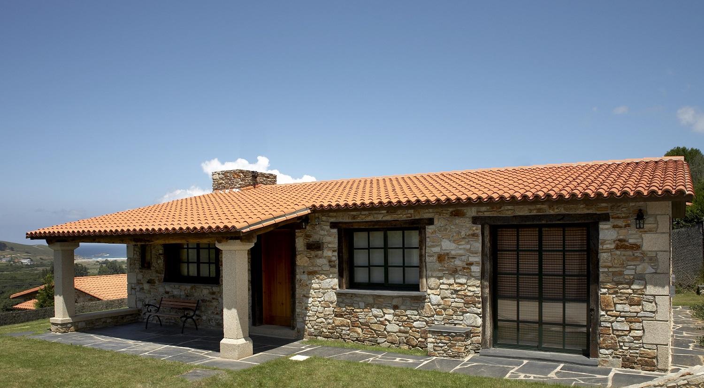 Construcciones r sticas gallegas un refugio de piedra for Construcciones rusticas