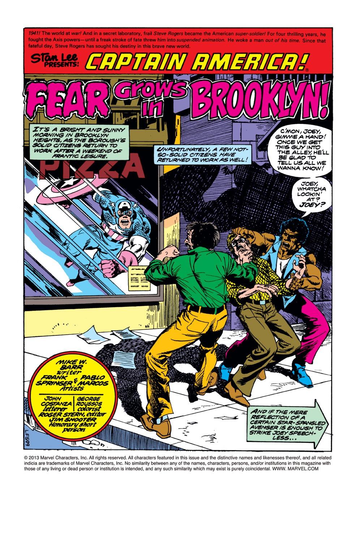 Captain America (1968) Issue #241 #156 - English 2
