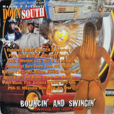 Master P Presents – Down South Hustlers: Bouncin' And Swingin' (Tha Value Pack Compilation) (2xCD) (1995) (FLAC + 320 kbps)