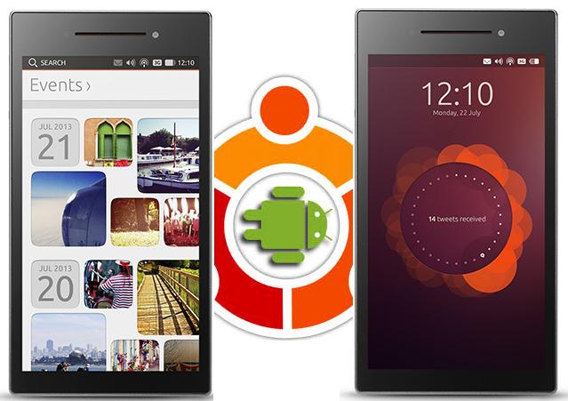 Merubah Tampilan Android dengan Ubuntu Phone LWP