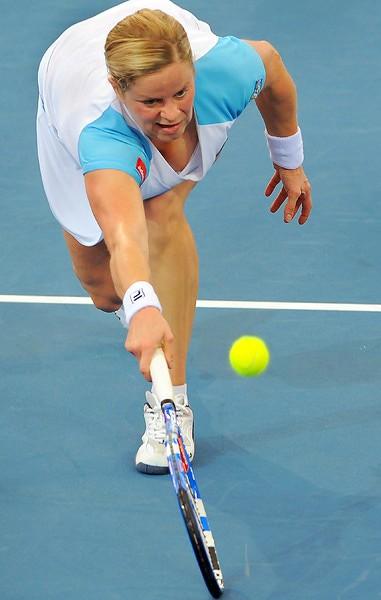 clijsters Tennis nude kim