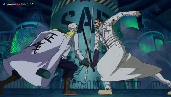 One Piece 610 Subtitle Indonesia - Animeindo