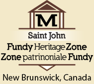Saint John Fundy Heritage Sone, New Brunswick