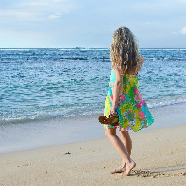 lilly pulitzer dress maui