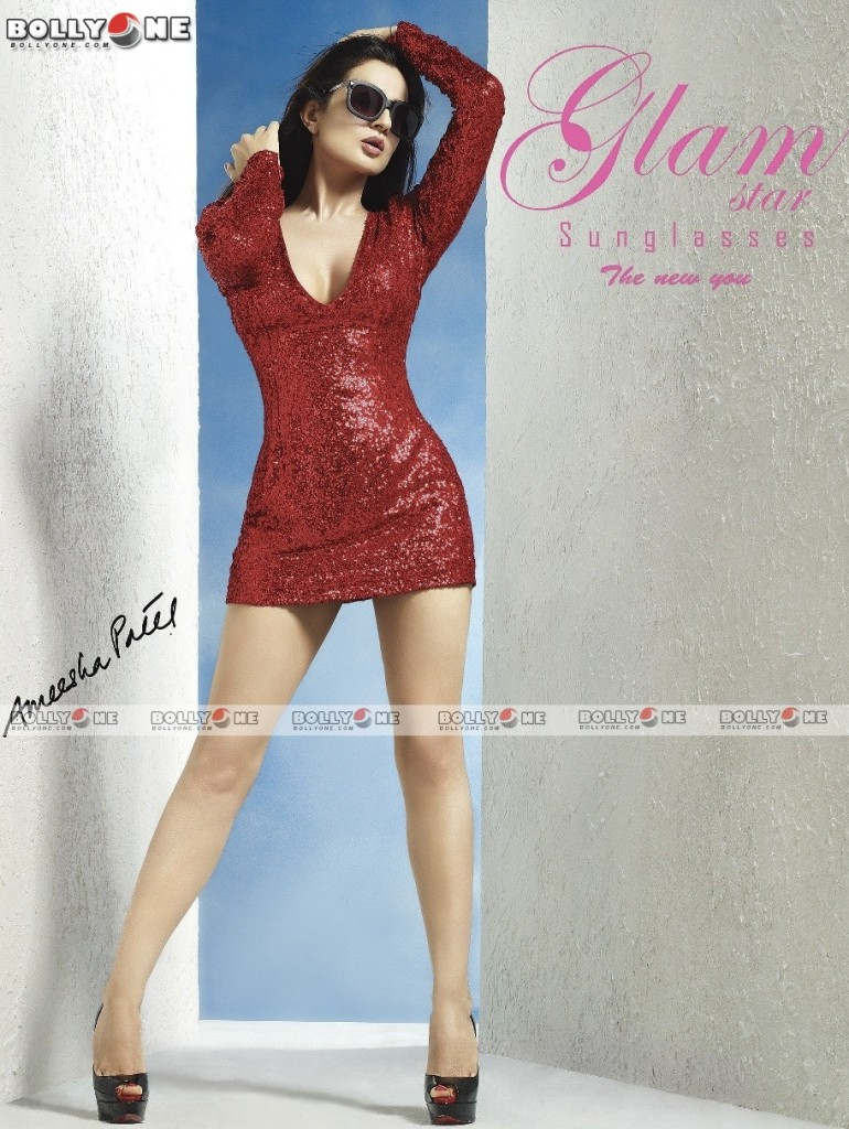 Ameesha Patel New Hot Look For Glam Star Ad Ameesha+Patel+New+Hot+Look+For+Glam+Star+Ad