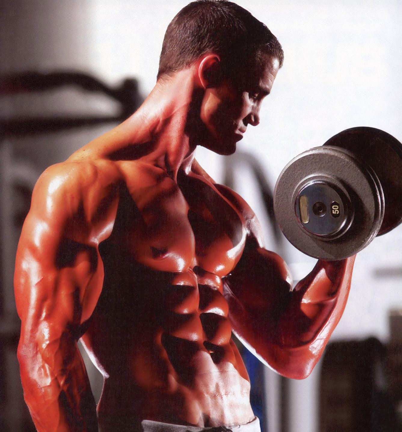 3 Simple Steps for Building Muscle Mass