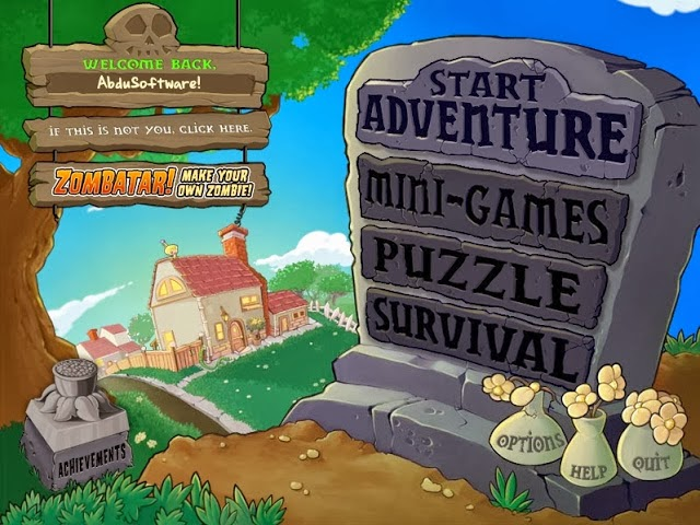 Free Download Game PC Plants VS Zombies 2 Gratis