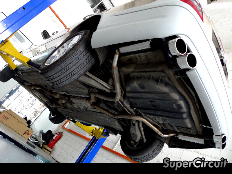 Look No Further Supercircuit Exhaust Pro Shop Is The Place To Convert And Install A Set Of Quality Quad System Match 'three Pointed Star': Mercedes E350 Exhaust System At Woreks.co